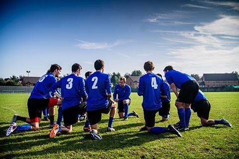 Gry drużynowe