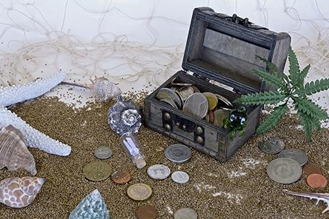 Gra: Poszukiwacze Skarbów