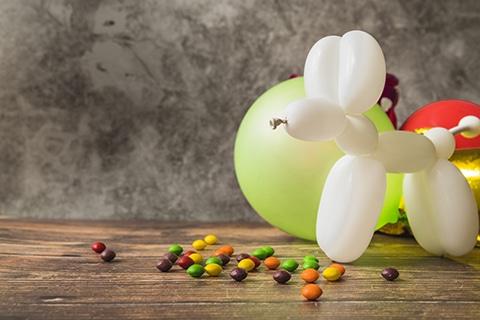 Zwierzęta z balonów