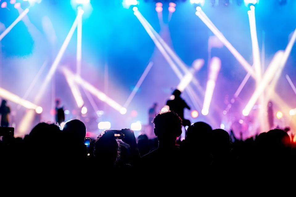 Oświetlenie koncertowe