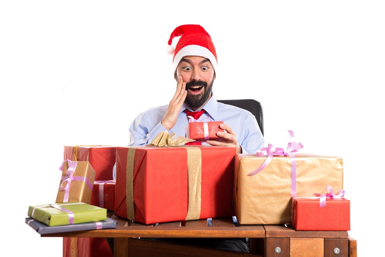 Paczki bożonarodzeniowe dla firm